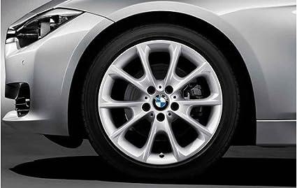 Original BMW F30 F31 Verano Completo juego de ruedas V de radios 398 18 a