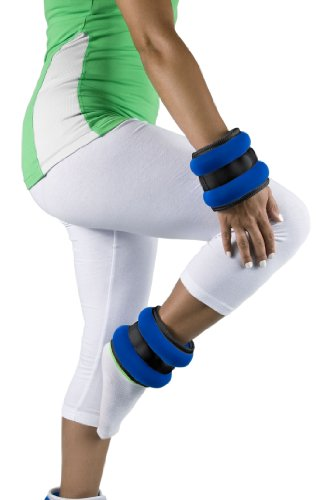 Wii Fit Yoga Mat and Ankle/Wrist Weights Combo