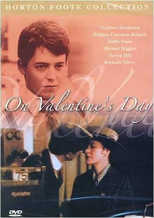 Amazon Com On Valentines Day Horton Foote Dvd Movies Tv