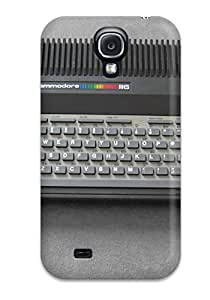 Best Hot Tpu Cover Case For Galaxy/ S4 Case Cover Skin - Commodore 116