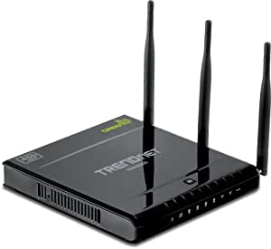TRENDnet Wireless N450 Mbps Dual-Band Gigabit Router, TEW-692GR