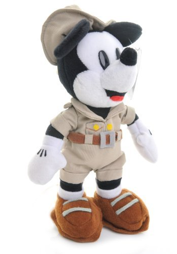 1999 Disneyana Convention Safari Mickey Bean Bag [Toy] ()