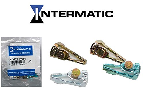 Intermatic 156T1978A On & Off Intermatic Time Switch Trippers Replacement,Brass