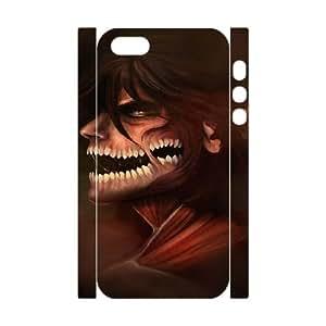 iphone5s Phone Case White Attack On Titan TYTH3751295