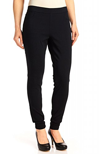 Zac & Rachel Women's Millenium Not Just Leggings, Black,, used for sale  Delivered anywhere in USA
