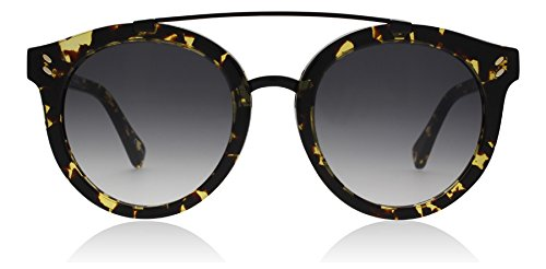 Stella McCartney SC0054S 003 Havana SC0054S Round Sunglasses Lens Category 2 - Sunglasses Mens Stella Mccartney