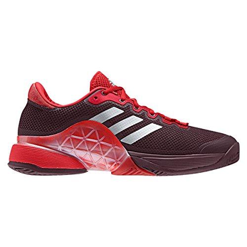 Adidas Tenis para Hombre de Zapatillas Plamat 2017 Borosc Varios Barricade Escarl Colores rx7CIqr