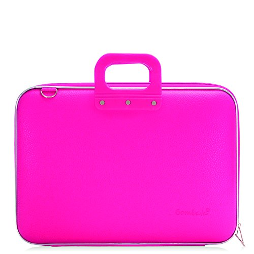 bombata-maxi-briefcase-17-inch-pink