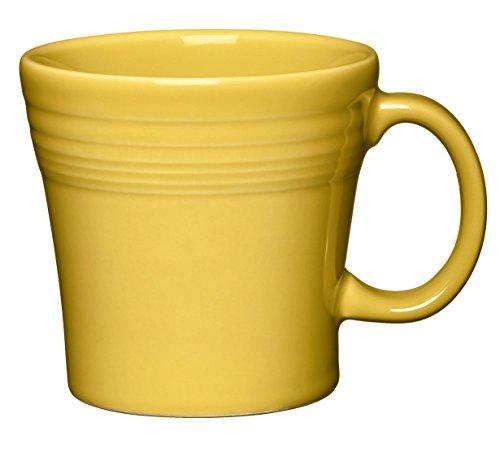 - Fiesta Tapered Mug, 15 oz, Sunflower