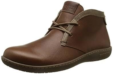 Birkenstock Boot ''Scarba'' from Leather in Nut 46.0 EU N