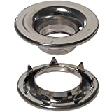 Stimpson Stainless Steel Rolled Rim Grommet and