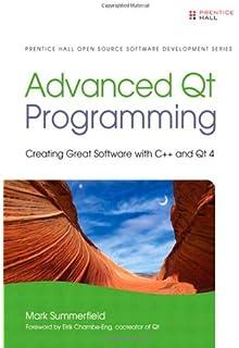Amazon Com C Gui Programming With Qt 4 2nd Edition Prentice