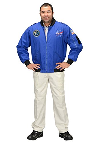 Aeromax Apollo 11 Flight Jacket, Large