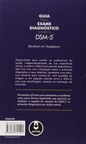 Guia Para o Exame Diagnostico Segundo o DSM-5