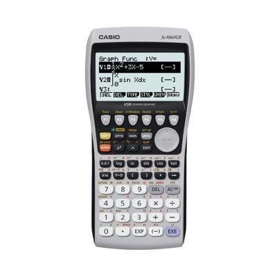 Casio Graphing Calculator with USB Cable