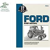 i&t shop manual, ford 5000, 5600, 5610, 6600, 6610, 7000