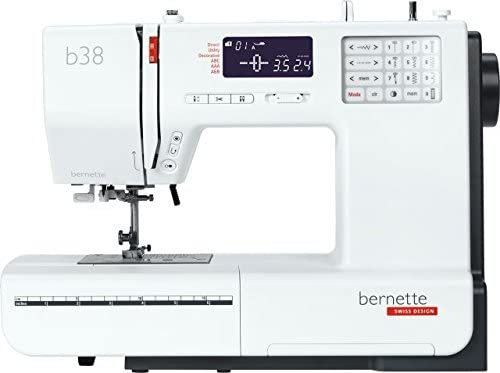 Bernette 38 - Best Bernette Sewing Machine For Advanced Sewers