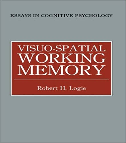 com visuo spatial working memory essays in cognitive  visuo spatial working memory essays in cognitive psychology 1st edition