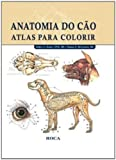 capa de Anatomia do Cão - Atlas para Colorir