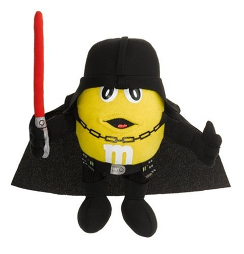 Hasbro Star Wars M-PIRE Plush Buddy Darth Vader ()
