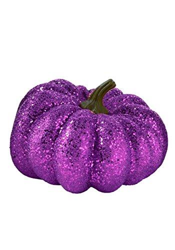 kk-interiors-inc-unisex-adult-65-round-purple-glitter-pumpkin-standard