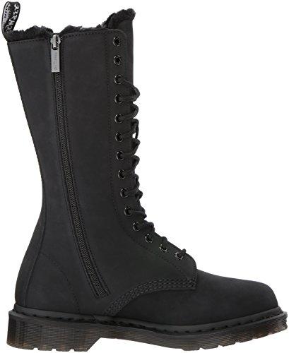 Women's Cascade Fl Black Martens Dr Split Black 1b99 Black Boots 5qXwStFx