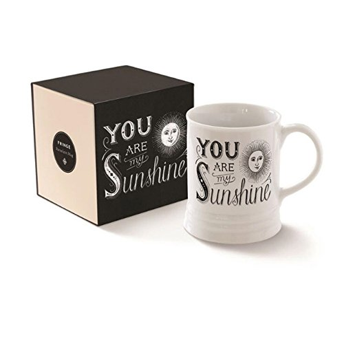 Fringe Studio LLC You Are My Sunshine (Elegant 10 Ounce Ceramic)
