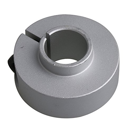 CNBTR 12mm Shaft Hole Single Split Clamping Collar with Pressure Ring of Bearing Inner Race