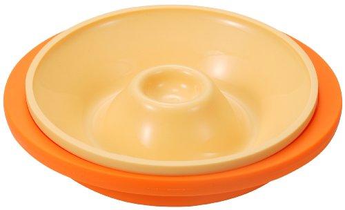 CB Japan 7.8inchs Valencia Orange Silicon Tagine Pot (with Recipes) 3 Japan Import.