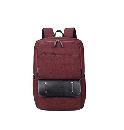 Laidaye Bag Leisure purpose Travel Business Red Shoulder Waterproof Multi Backpack Xtwx7qrt0