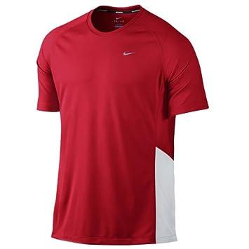 Nike Miler SS UV Team Camiseta para hombre