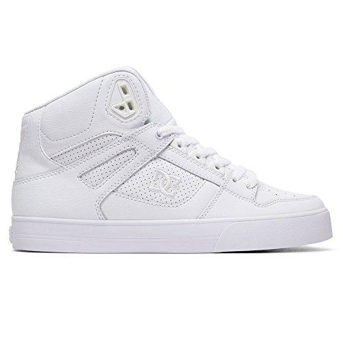 Men's Wc White Dc Shoes Ww0 Hi Pure Top Sneaker t8q5Owq