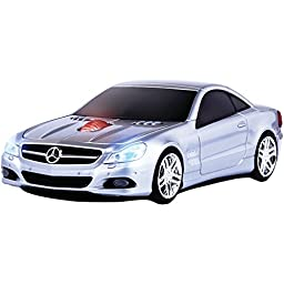 Road Mice Mercedes SL550 HP Wireless Mouse , Silver (HP-11MBS5SXA)