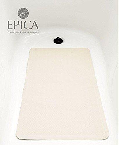 Soft Tread Anti Slip Coating : New white oval bathtub bath tub treads non slip applique
