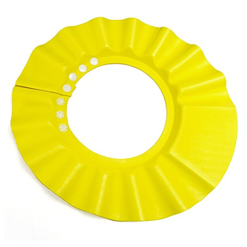 Sicherer verstellbarer Shampoo Schutz Shampooaugenschutz von 4wandtraum für Babies / Kinder