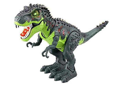 ERollDeep Dinosaur Toys, Electronic Dinosaur Toys Walking Dinosaur with Flashing & Sounds for Boys (Large) by ERollDeep (Image #2)