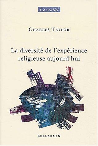 DIVERSITE DE LEXPERIENCE RELIGIEUSE AUJOURDHUI (ESSENTIEL)