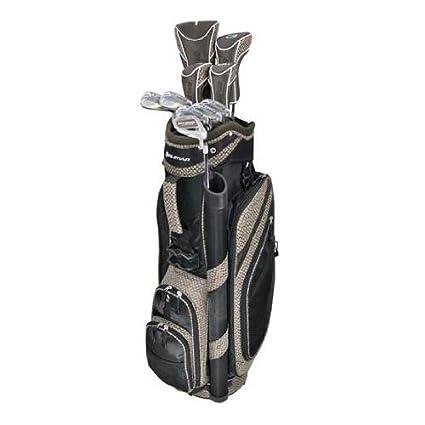 Amazon com : Orlimar Pro Series Lady Topaz RH 2/9 Golf Combo Set