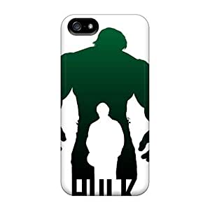 For Iphone 5/5s Premium PC Case Cover The Avengers Hulk Poster Protective Case