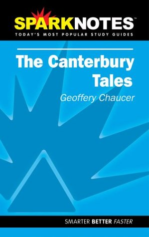 Spark Notes The Canterbury Tales