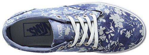 Vans Damen Winston Low-Top Blau (floral/indigo)