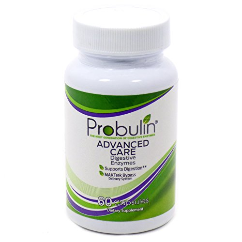 Probulin Advanced Digestive Enzymes Capsules product image
