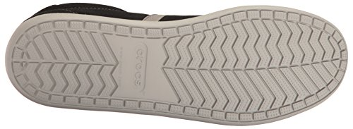 Crocs Heren Torino Lace-up M Fashion Sneaker Zwart / Pearl White