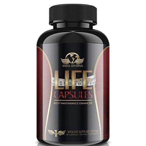 popular weight loss,Fat burner, diet, Life Capsules best deal ever by vida divina life capsules