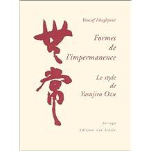 FORMES DE L'IMPERMANENCE