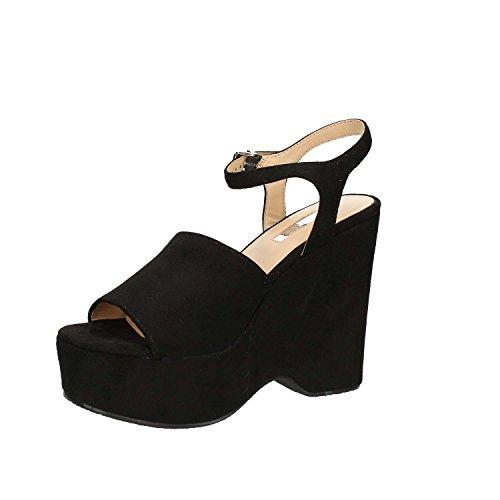 FLKRL2ESU03 Mujer a Guess Zapatos Black Cu De f4TqHwxR