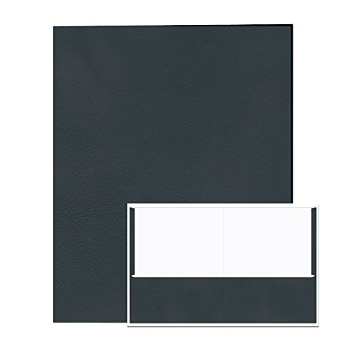 Roaring Spring Paper Embossed 2-Pocket Folder, 11 x 8.5 I...