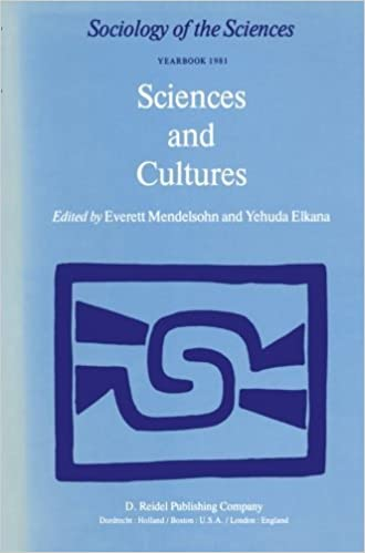 Book Sciences and Cultures: Anthropological and Historical Studies of the Sciences (Sociology of the Sciences Yearbook) (2013-10-04)