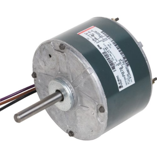OEM Upgraded GE Geneq 1/4 HP 230v Condenser Fan Motor (0.25 Hp Fan Motor)
