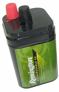 6V AGM Sealed Lead Acid Remington Rerchargeable Lantern Batteries